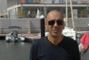 Skipper Claudio Briamonte