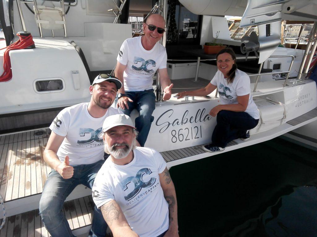 Lagoon Catamarans T-Shirt